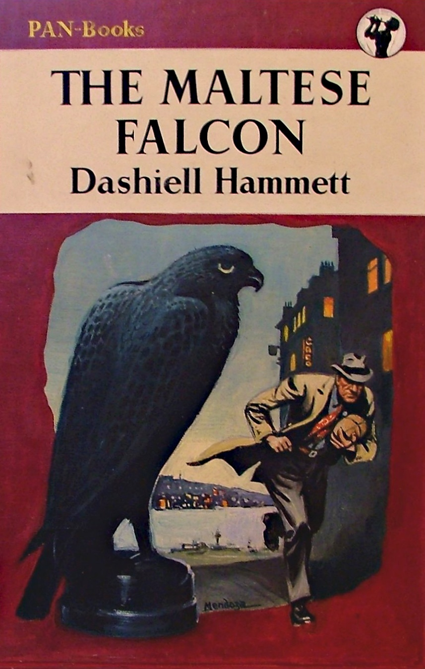 reading response to the maltese falcon Social criticism in dashiell hammett's red harvest and the maltese falcon - ole wagner read the ebook.