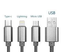 Si può usare lo stesso caricabatterie per tutti i cellulari, smartphone, tablet?
