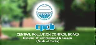 CPCB Recruitment 2016  Law Officer, Sr Hindi Translator, AAO, Asst – 08 Posts Central Pollution Control Board (CPCB)
