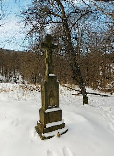 Południowa część cmentarza.