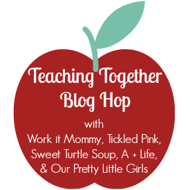 Teaching Together Blog Hop an educational link up