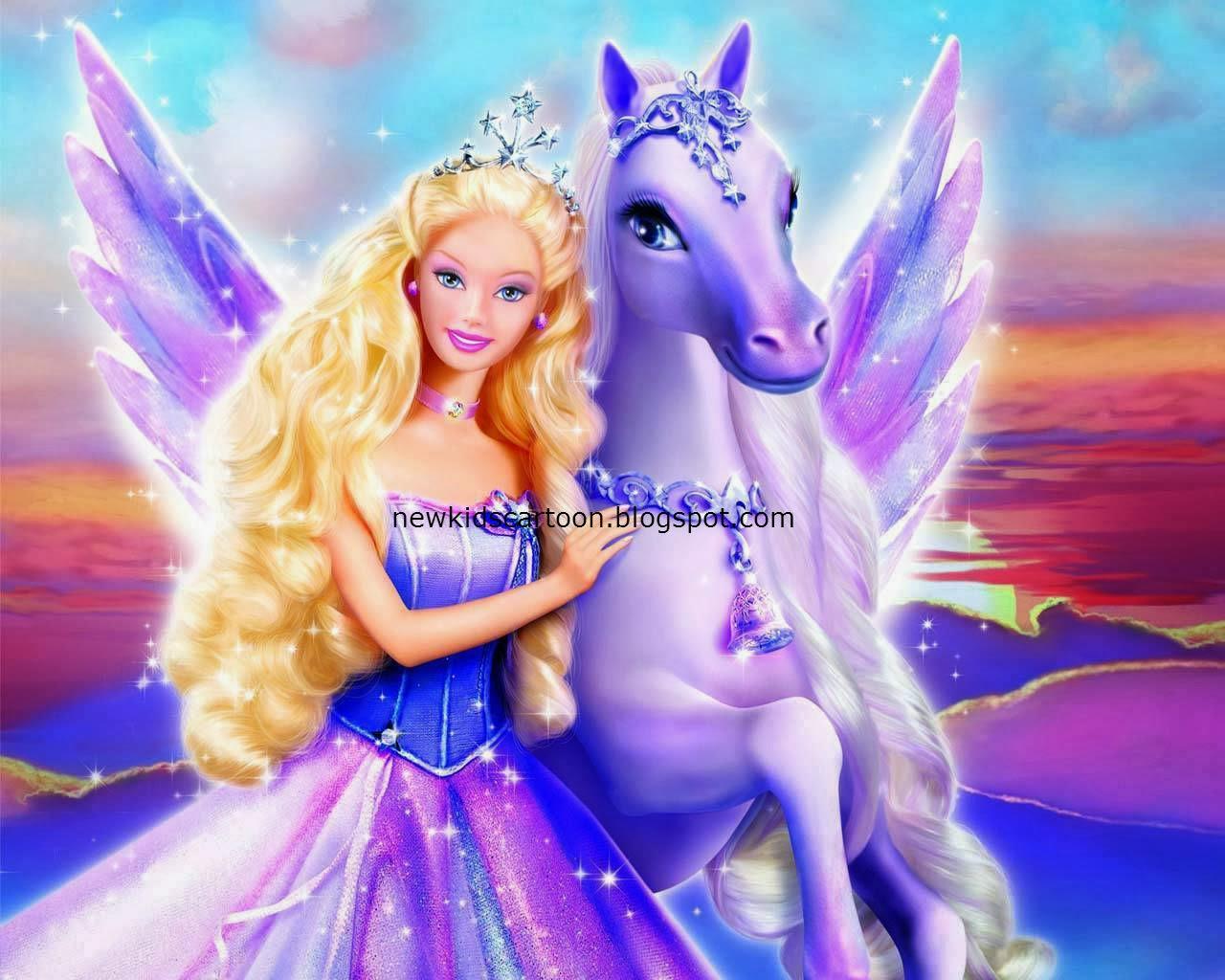 Barbie New Movies In Urdu: New Kids Cartoons: Watch All New Cartoon Barbie And The