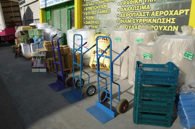 Οι κατηγορίες προϊόντων της Deal Pack στον τομέα της βιομηχανικής συσκευασίας