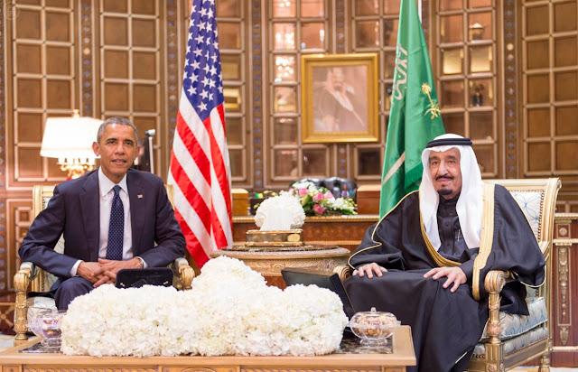 خطة أمريكا للإستحواذ على أموال الإستثمارات السعودية