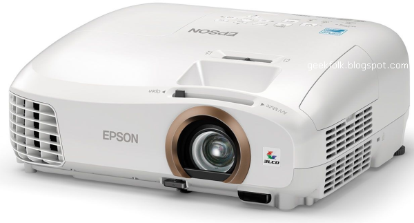 Epson PowerLite Home Cinema 2045 3D LCD Projector