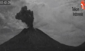 Sejumlah Lokasi di Bali Hujan Abu Vulkanik