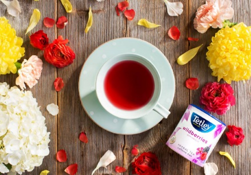 Tetley May Flowers Contest
