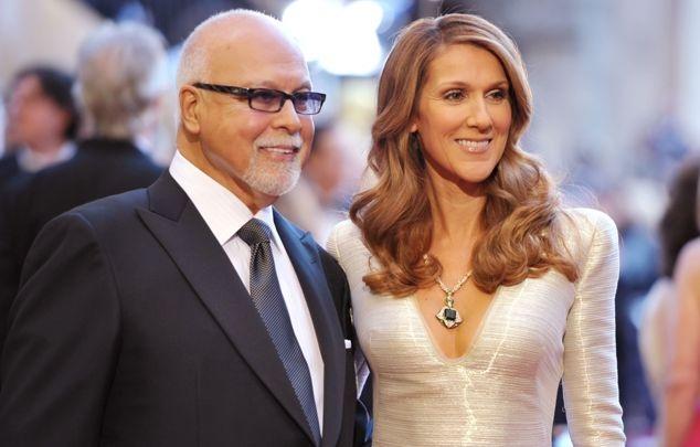 Celine Dion Husband