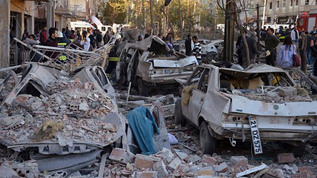 Al menos 8 muertos y más de 100 heridos tras una explosión en Turquía