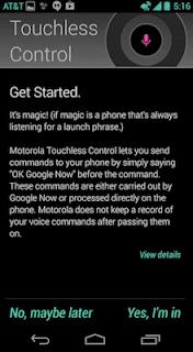 Motorola Moto X Review: Outset Impressions