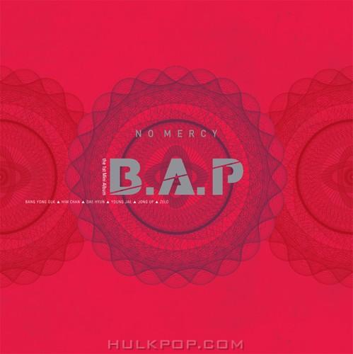 B.A.P – No Mercy – EP (FLAC + ITUNES PLUS AAC M4A)
