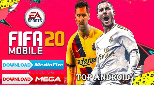 FIFA 20 Mobile Offline APK Update 2020 Download | MEDIAFIRE-MEGA