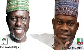 Idris Wada and Yahaya Bello
