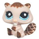 Littlest Pet Shop Globes Beaver (#1990) Pet