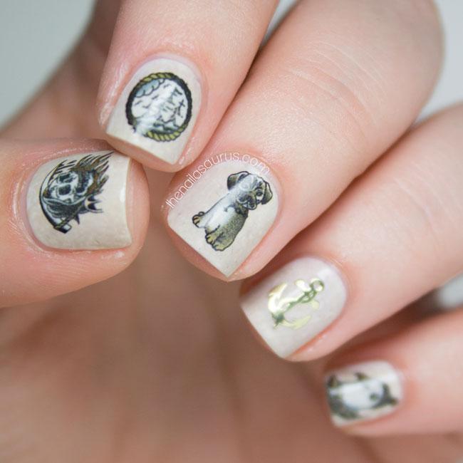 Diy Nail Designs: UK Nail Art Blog - DIY Nails Abandon