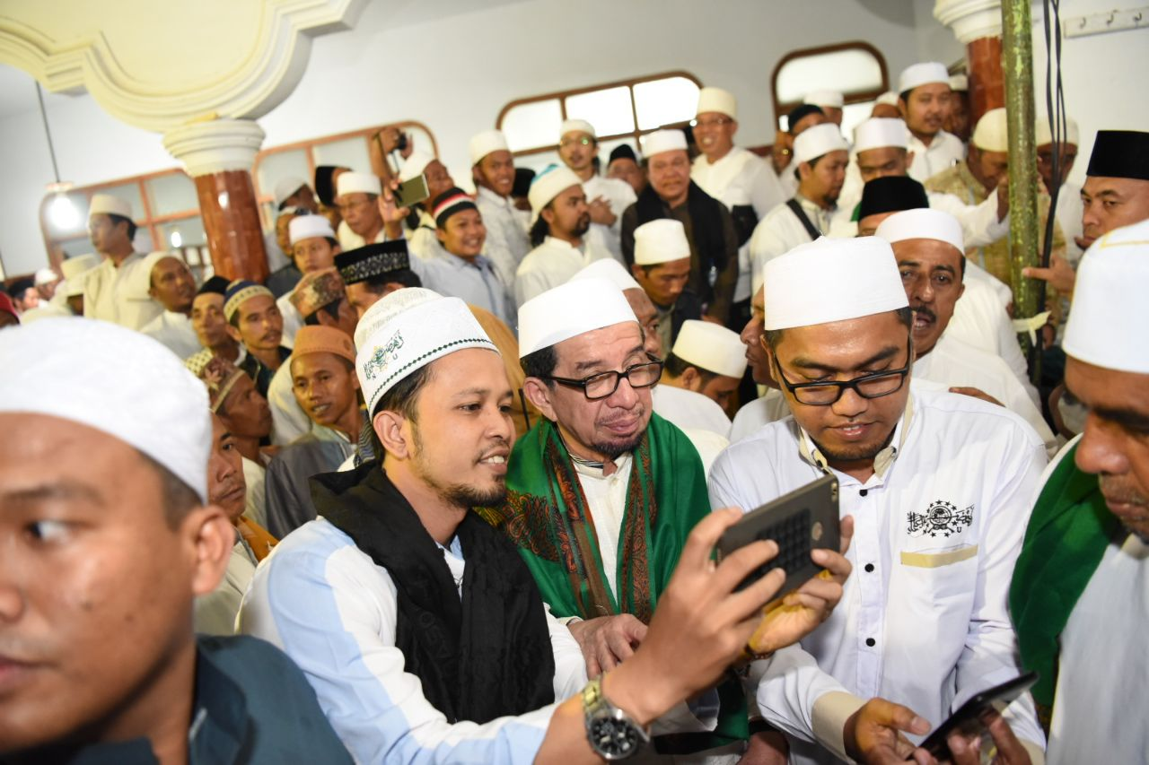 Habib Salim: PKS Adalah Milik Umat