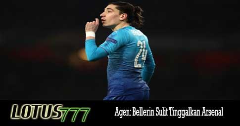 Agen: Bellerin Sulit Tinggalkan Arsenal