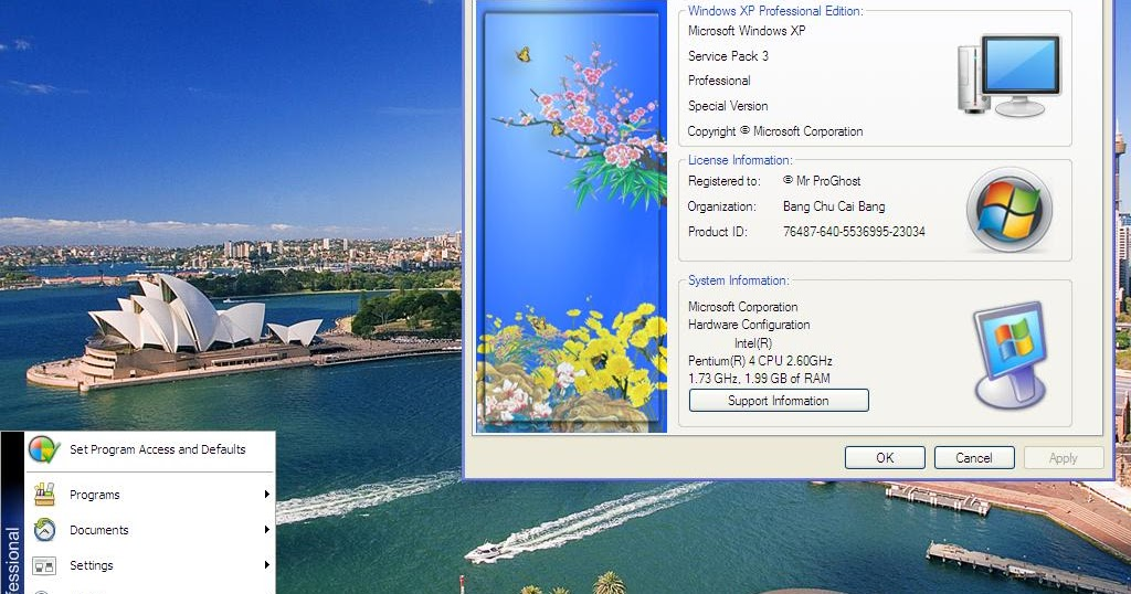 windows xp service pack 3 product key free