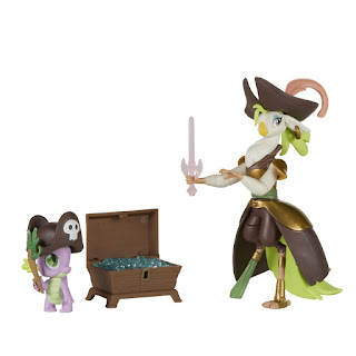 MLP Movie Captain Celeano and Spike Guardians of Harmony