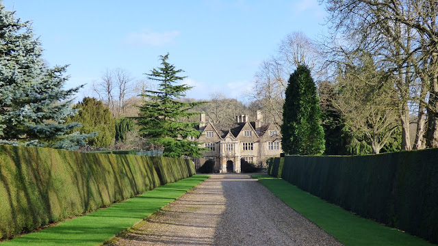 Upper Slaughter Manor - Cotswolds road trip