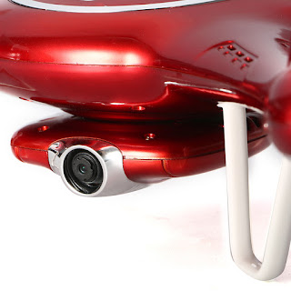 Spesifikasi Drone Syma X5UW - GudangDrone