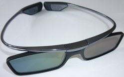 Kacamata Active Shutter 3D
