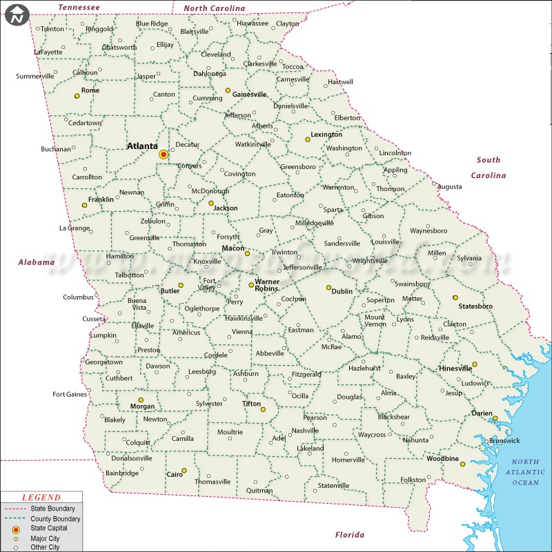 Map of Georgia | State map of USA Savannah Ga United States Map on crime map savannah ga, zip code savannah ga, us map savannah ga, tourist map savannah ga, atlas map savannah ga, weather map savannah ga, city savannah ga, street map savannah ga, georgia savannah ga,