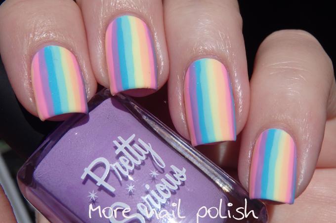 31DC2016 - Honour nails you love ~ More Nail Polish