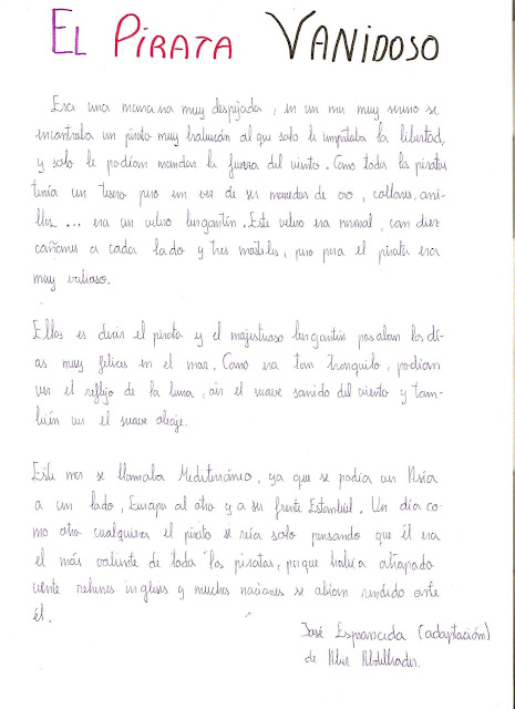 Resultado de imaxes para cuentos escritos por los niños