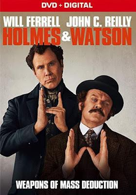 Holmes And Watson [2018] [NTSC] [DVD] [R1] [Latino]
