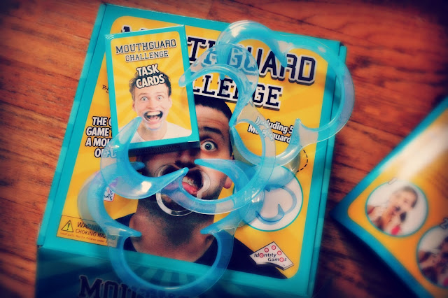 Mouthguard Game Box