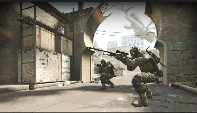 Counter-Strike: Global Offensive screenshot 1