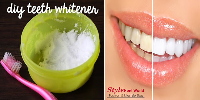 3 Simple Home Remedies For Yellow Teeth - Get Shiny White Teeth Naturally