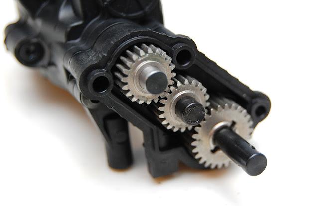 Axial SCX10 II transfer case gears