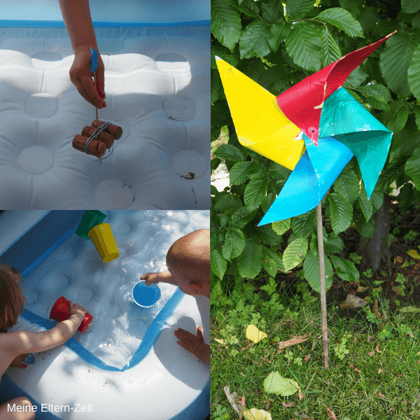 Unsere Liebsten DIY Upcycling Ideen Mit Kleinen Kindern Für Garten, Balkon  Und Terrasse