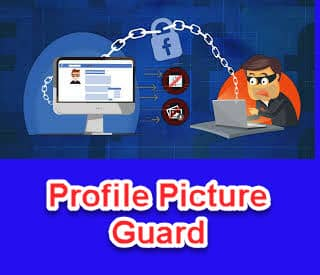 turned on or off profile picture guard on facebook