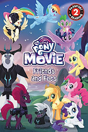 My Little Pony MLP The Movie: Friends and Foes Books