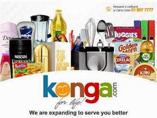 Konga Online Shopping