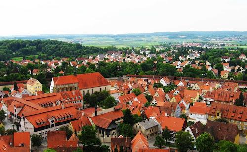 Nordlingen - Alemanha