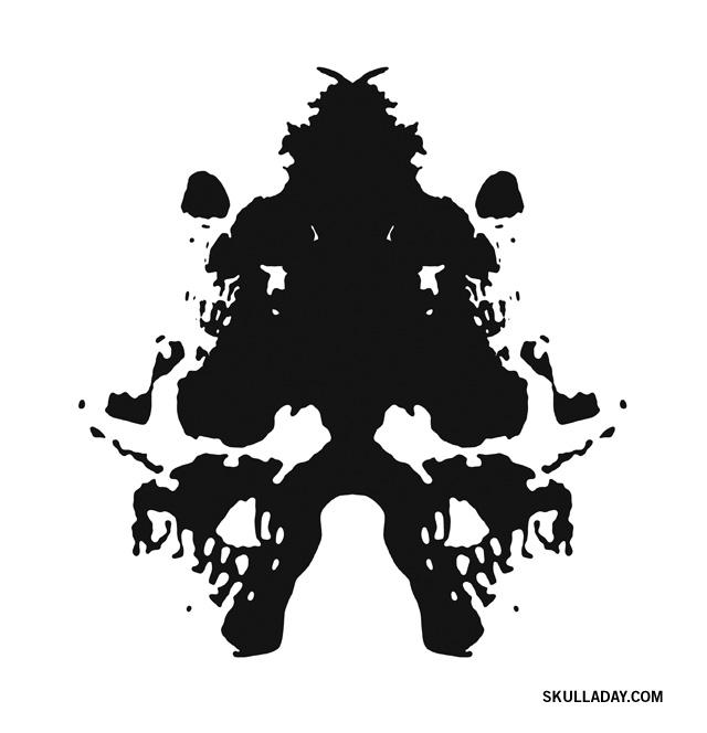 Creepy Rorschach Test