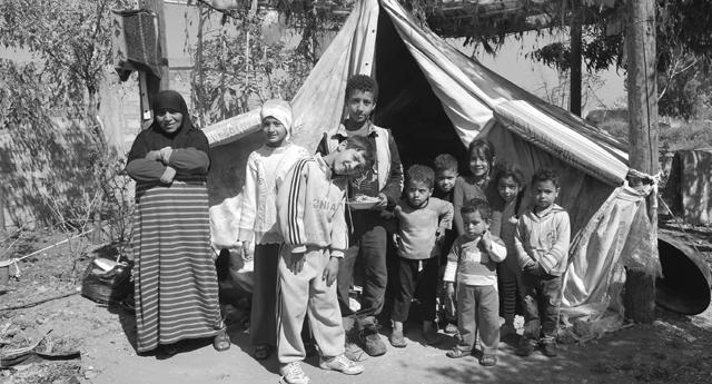 ONU pide apoyo financiero para asistir a refugiados palestinos