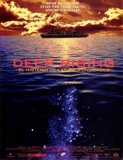ver El Misterio de las profundidades (Deep Rising) (1998) Online