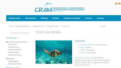 http://cram.org/catalogo-de-especies/