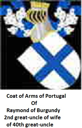 Royal Coat of Arms of Portugal