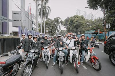 Ajang Kumpul Berbagai Komunitas Motor di Indonesia Motorcycle Show 2018