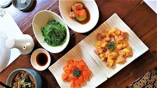 3 wise monkey sushi sashimi