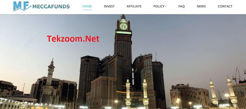 [SCAM] Review Meccafunds - Lãi 0.3% - 7% hằng ngày - Đầu tư tối thiểu 10$ - Thanh toán Manual