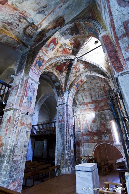 Interior Sant Andreu de Salardu - Valle de Aran por El Guisante Verde Project