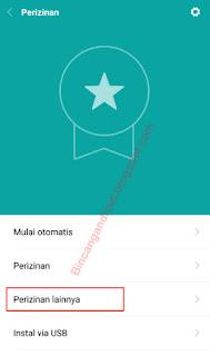 Cara Mengizinkan atau mengaktifkan Display popup windows permission di hp android xiaomi  Cara Mengizinkan Display popup windows permission di hp android Xiaomi (all version)
