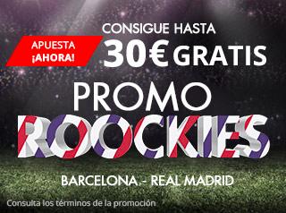 suertia promocion clásico Real Madrid vs Barcelona 30 julio